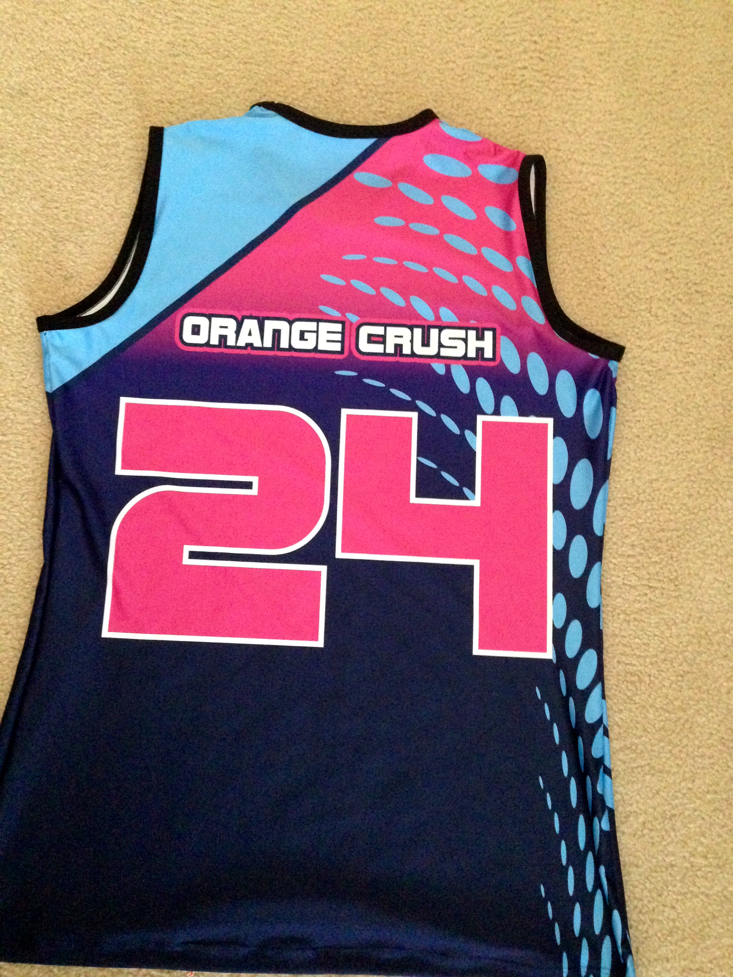 Design your own t-shirt label - Graphic Design Kickball Starting Your Own Line Sublimated Tanks Sublimation