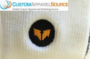 CAS Embroidered Socks 2 closeup