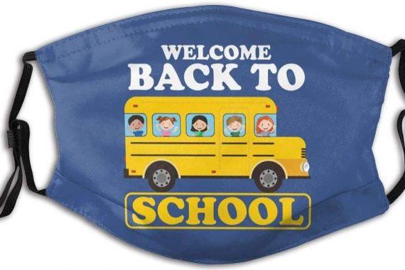 Back to school face masks